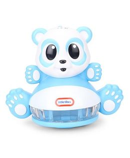 Little Tikes Wobbling Panda With Lights - Blue