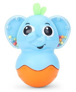 Little Tikes Swaying Buddies Elephant - Blue Orange