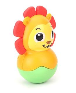 Little Tikes Swaying Buddies Lion - Yellow Green