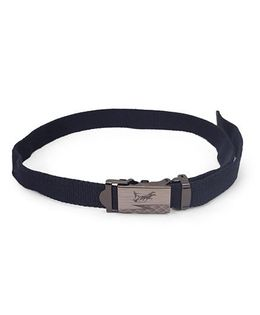 Kid-o-nation Belt With Self Lock Dark Blue (Buckle Design May Vary)