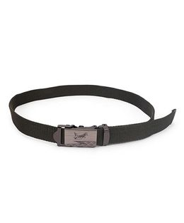 Kid-o-nation Belt With Self Lock - Military Green