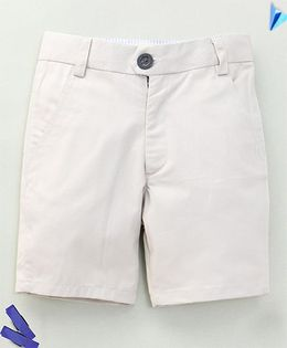 Bee Bee Stylish Shorts - White