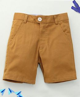 Bee Bee Stylish Shorts - Brown