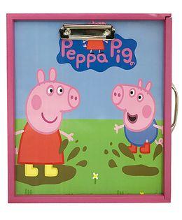 Li'll Pumpkins Mini Pig Art Box - Pink