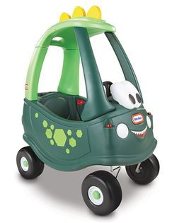 Little Tikes Cozy Coupe Manual Push Ride On Car - Green