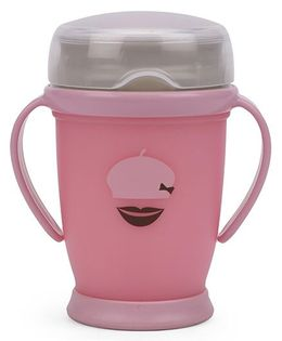Lovi 360 Degree Cup Junior Light Pink - 250 ml