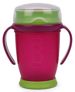 Lovi 360 Degree Cup Junior Red - 250 ml