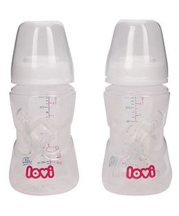 Lovi Bottle Love Design Pack Of 2 - 250 ml