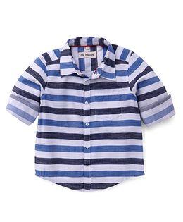 The Kidshop Smart Stripes Shirts - Multicolour