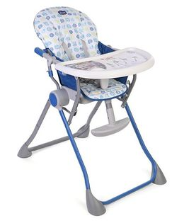 Chicco Pocket Meal High Chair - Blue