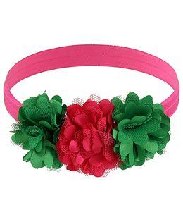 Little Cuddle Tiara Headband - Pink
