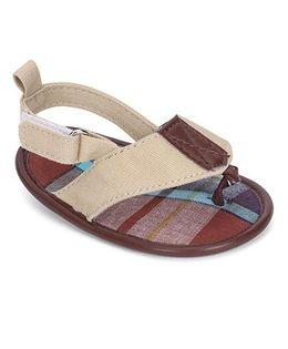 Luvable Friends Sandals - Fawn - 18 M