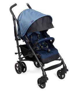 Chicco New Lite Way Stroller Basic -  Blue