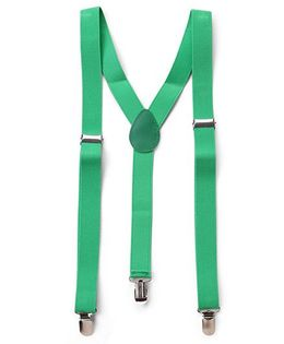 Kid-o-nation Suspenders - Green