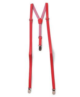 Kid-o-nation Suspenders - Red
