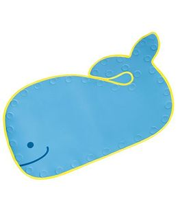 Skip Hop Moby Bathmat With Suction Base - Blue
