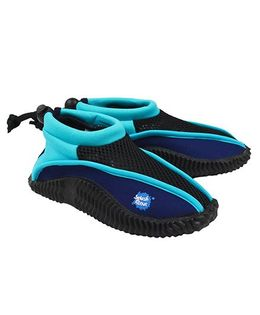 Splash About Non Slip Swimming Shoe - Blue & Black