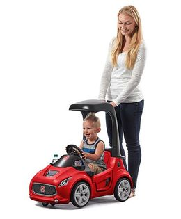 Step2 Turbo Coupe Foot To Floor Ride On - Red