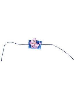 Thought Counts Baby Stroller Rakhi - Pink & Blue