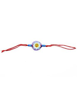 Thought Counts Sun Flower Rakhi - Multicolor