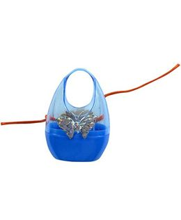 Thought Counts Butterfly Basket Rakhi - Blue