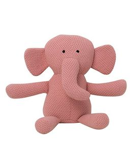 Pluchi  Little Ganesh Design Toy - Fushia