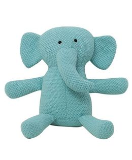 Pluchi  Little Ganesh Design Toy - Aqua