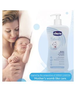 Chicco Natural Sensation Body Lotion - 500 ml