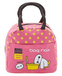 EZ Life Big Hero Lunch Box Bag - Pink