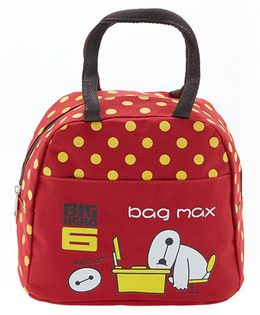 EZ Life Big Hero Lunch Box Bag - Red