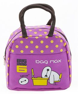 EZ Life Big Hero Lunch Box Bag - Purple