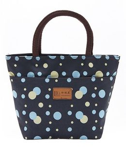 EZ Life Polka Dot Classic Carry Bag - Blue