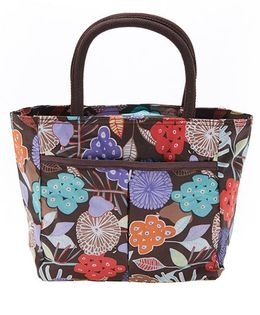 EZ Life Multi Floral Print Carry Bag - Multicolour