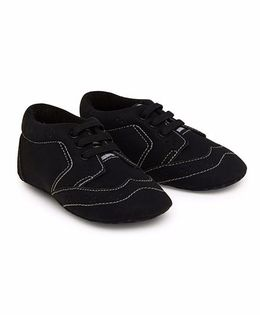 Mothercare Shoes Style Booties - Black