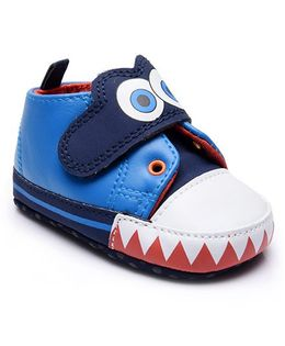 Mothercare Shoes Style Booties - Blue