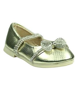 Funky Baby Princess Beaded Bellies - Gold