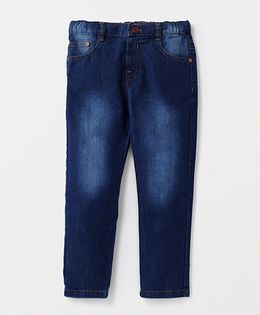 ToffyHouse Full Length Jeans - Blue