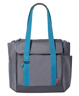 Skip Hop Fit All Access Diaper Bag - Blue