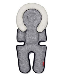 Skip Hop Infant Head & Body Support Heather - Grey