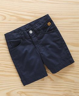 UCB Shorts With 5 Pockets - Navy