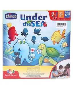 Chicco Under The Sea Toy 35 Pieces - Multicolor