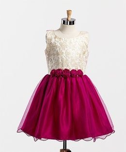 Winakki Kids Beautiful Dress - Pink