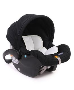 Chicco Keyfit 2011 Rear Facing Car Seat - Black