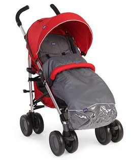 Chicco Multiway 2 Stroller - Red