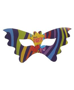 Shopaparty Rainbow Mask Masks - Multicolor
