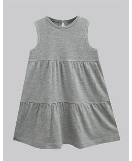 A.T.U.N Carmen Dress - Grey