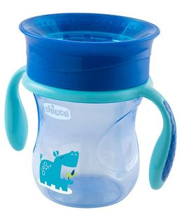 Chicco Spill Resistant Perfect Cup Blue - 200 ml