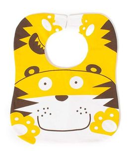 Little Hip Boutique The Lion Bib - Yellow