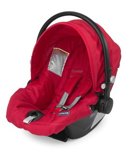 Chicco Synthesis XT-Plus Car Seat - Red