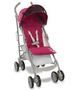Graco Nimbly Lightweight Stroller With Rain Cover - Pink